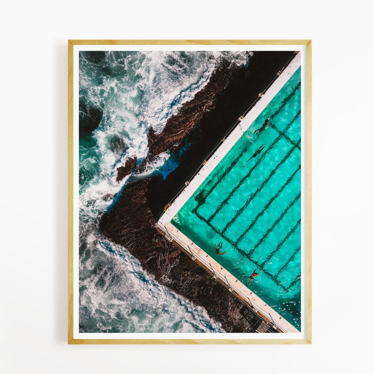Bondi Beach Free Printable Wall Art